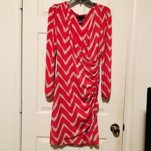 I.N.C. Printed Dress Size XL